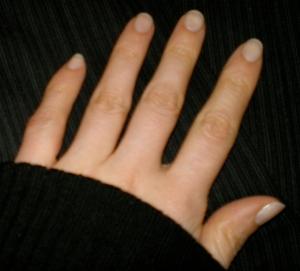 in the buff l'oreal nail polish