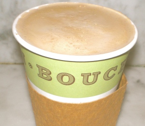 Bouchon Bakery Hot Chocolate