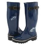 Kate Spade Navy Rain Boots