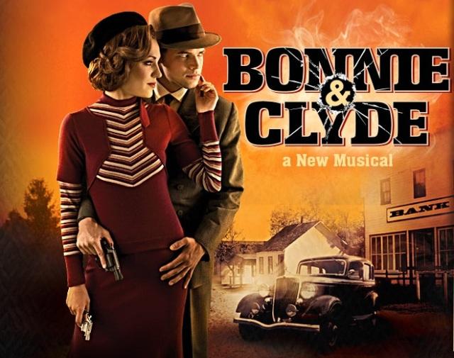 Bonnie & Clyde Broadway