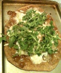 Fig & Gorgonzola Pizza