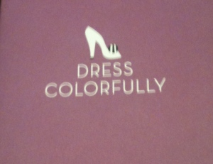 Dress Colorfully