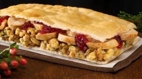 cosi turkey and stuffing sandwich