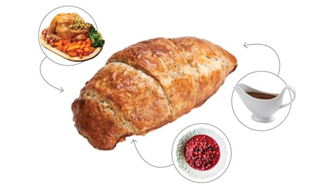 Thanksgiving Croissant Momofuku