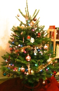 Christmas Tree Harlem
