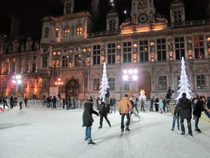 ice skate hotel de ville