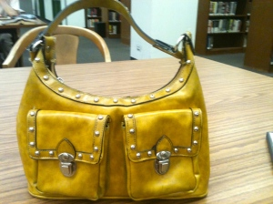 Yellow Purse